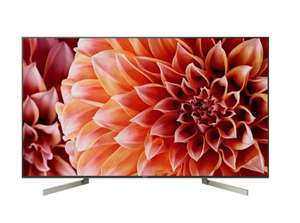 "TV LED 55"" Sony KD55XF9005BAEP - Dalle VA, UHD 4K, HDR / Dolby Vision, Android TV"