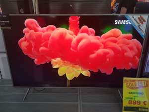 """TV 55"""" Samsung 55Q64 - UHD 4K (Frontaliers Luxembourg)"""