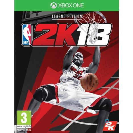 NBA 2K18 Legend Edition sur Xbox One