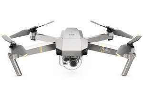 Drone quadricoptère DJI Mavic Pro Platinum