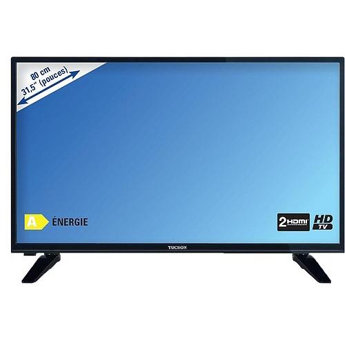 "TV 32"" Tucson TL32DLED309B16 - HD, 720p, 100Hz"