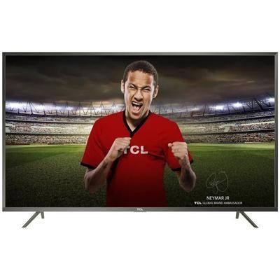 """TV 60"""" TCL U60V6026 - LED, 4K UHD, HDR, Smart TV"""