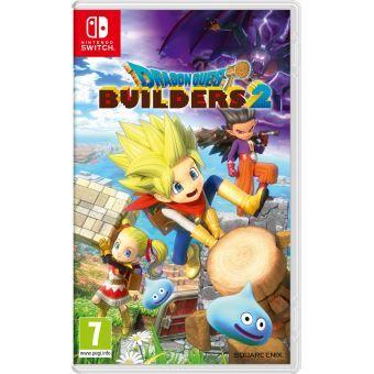 [Précommande - Adhérents] Dragon Quest Builders 2 sur Nintendo Switch (+10€ sur le compte fidélité)