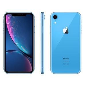 """[CDAV] Smartphone 6.1"""" Apple iPhone XR Bleu - 64 Go"""