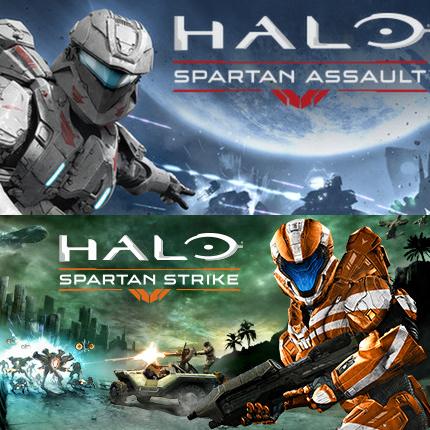 Halo: Spartan Bundle: Halo: Spartan Assault + Halo: Spartan Strike sur PC (Dématérialisé)