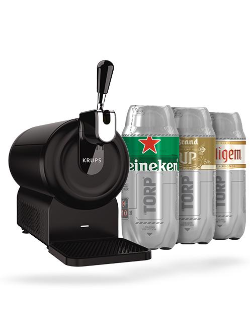 Machine à bière The Sub Compact (2L) + 3 Torps