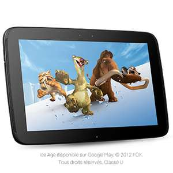Tablette Google Nexus 10 16 Go
