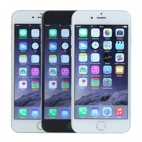 Smartphone Apple iPhone 6 Reconditionné - 64 Go (+ 82.25€ en Superpoints)