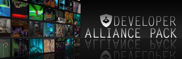 Developer Alliance Bundle - 4 jeux (Dématérialisés - Steam)
