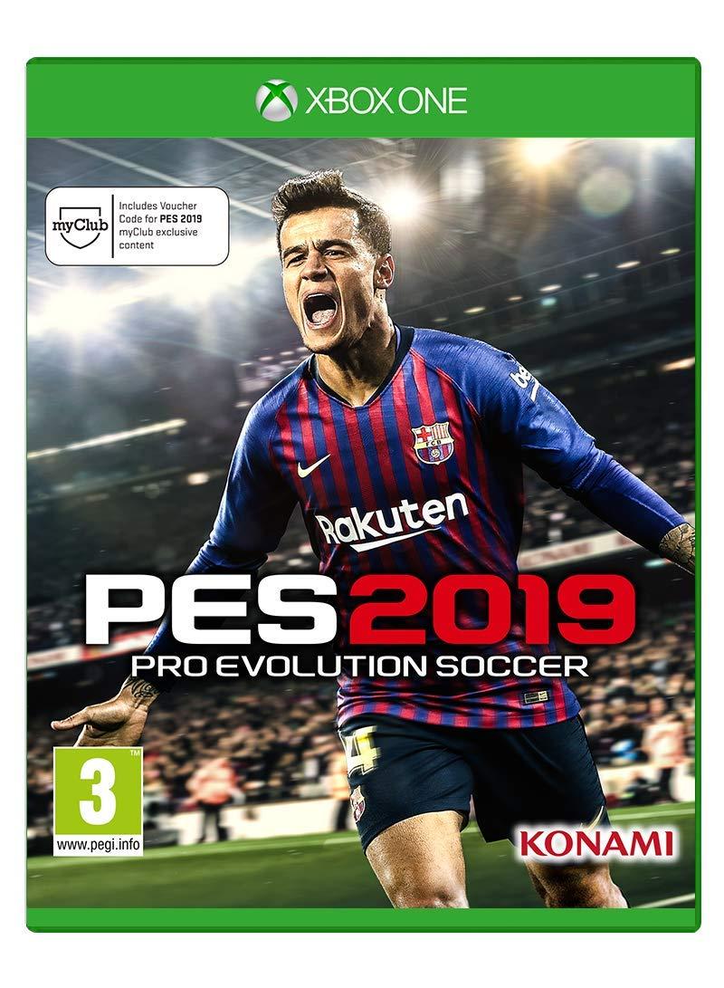Pro Evolution Soccer 2019 (PES 2019) sur Xbox One (Via Application Mobile)