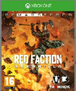 Red Faction Guérilla Re-Mars-Tered sur Xbox One (via application)