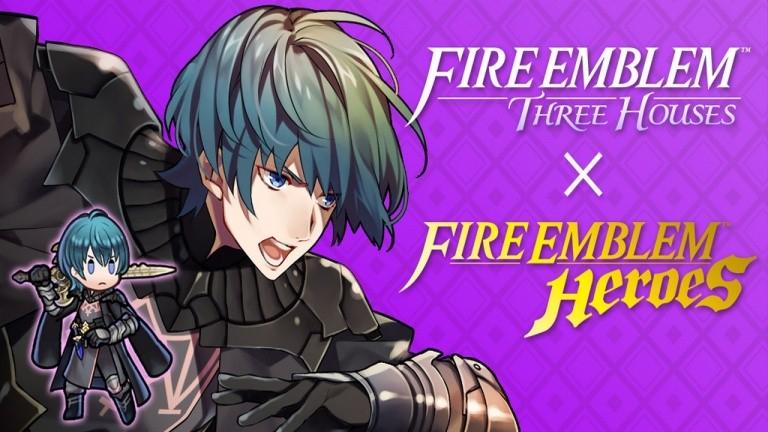 Personnage Byleth offert pour l'achat du jeu Fire Emblem Three Houses (Dématérialisé)
