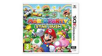 Jeu Mario Party Star Rush sur Nintendo 3DS
