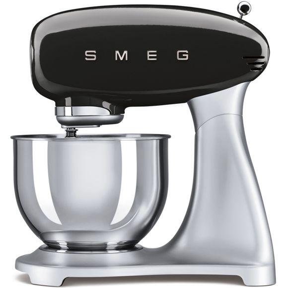 Robot pâtissier sur socle Smeg SMF01BLEU - 4.8L, 800W