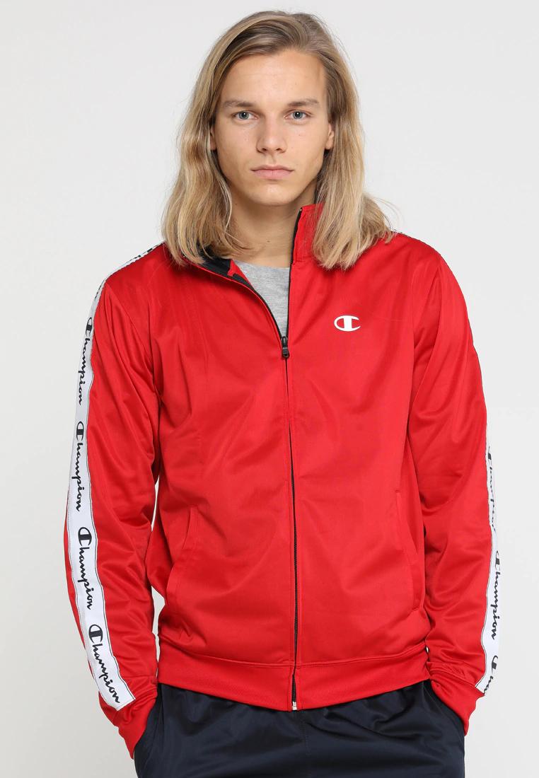 Kit Survêtement Champion Tracksuit - Rouge (tailles au choix)