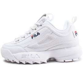 Baskets FILA Disruptor lI junior (taille : 36 à 39) + Jusqu'à 11.75€ en SuperPoints