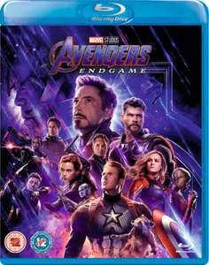 [Précommande] Blu-Ray Avengers: Endgame (Import UK)