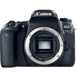 Appareil Photo Canon EOS 77D - Boitier nu (+ Jusqu'à 126.73€ en SuperPoints membre et  99.18 non membre )