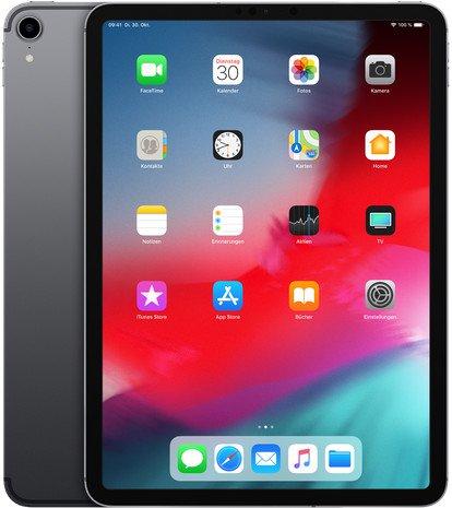 """Tablette tactile 11"""" Apple iPad Pro 11 (2018) - 2388x1668, A12X, 256 Go (+ Jusqu'à 149,58€ en SuperPoints)"""