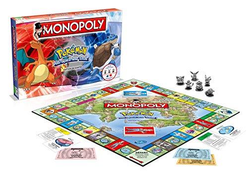Jeu de société Winning-Moves Monopoly Pokémon