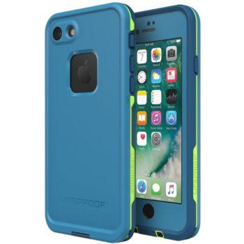 Coque de protection pour smartphone Apple iPhone 7 / 8 Lifeproof Fre - bleu