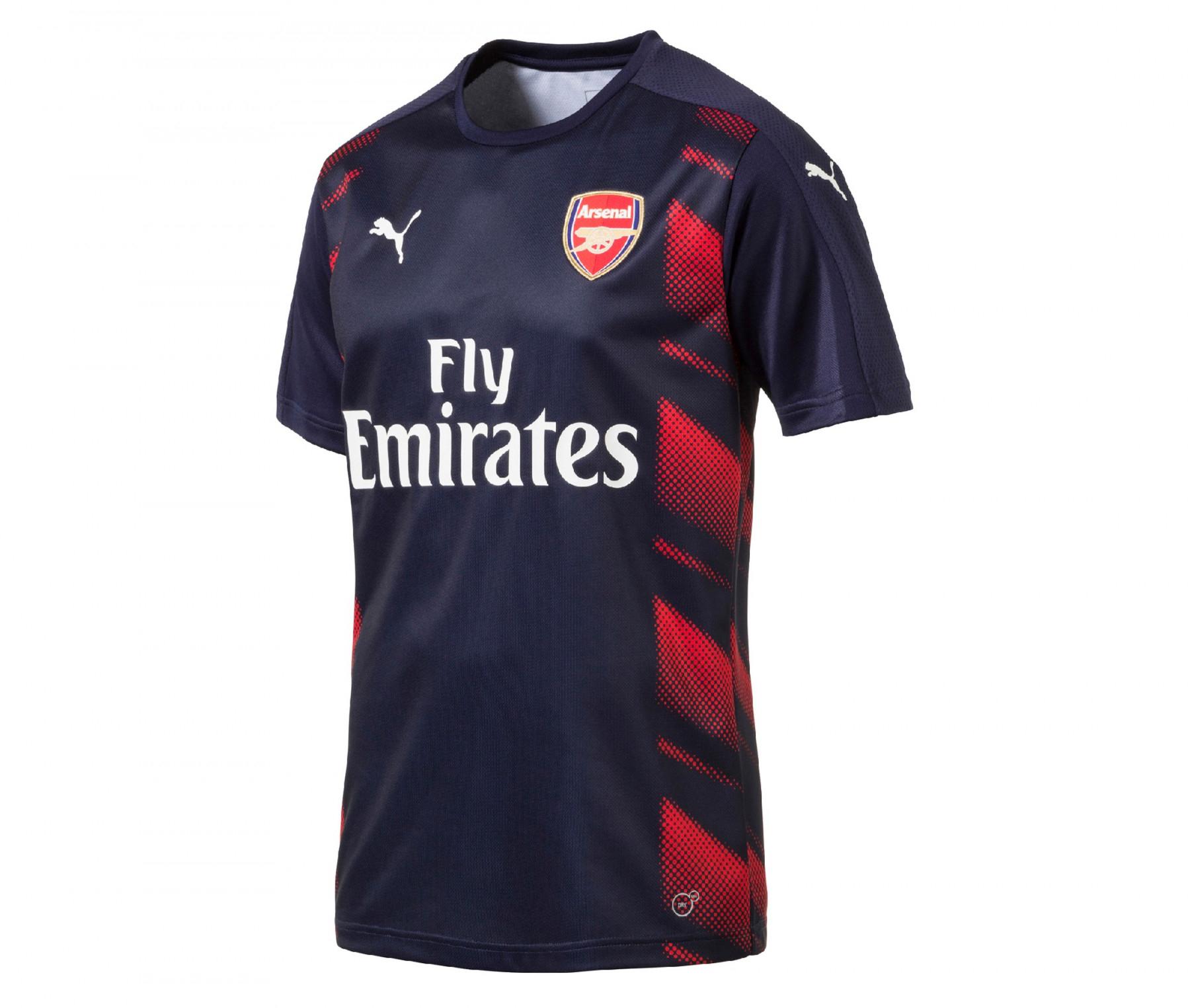 Maillot de football Puma Arsenal FC Pré-Match - tailles L ou XL
