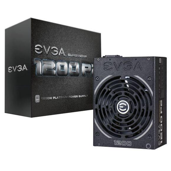 Bloc d'alimentation PC EVGA SuperNOVA 1200 P2 - 1200W