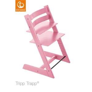 Chaise evolutive Stokke Tripp Trapp rose