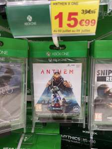 Anthem sur PS4 ou Xbox One - Saint Cyr (37)