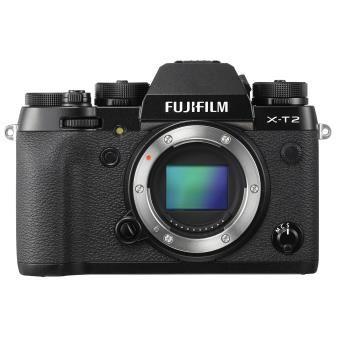 Appareil photo Hybride Fujifilm X-T2 - Boîtier Nu, Noir + Grip offert d'une valeur de 300 euros