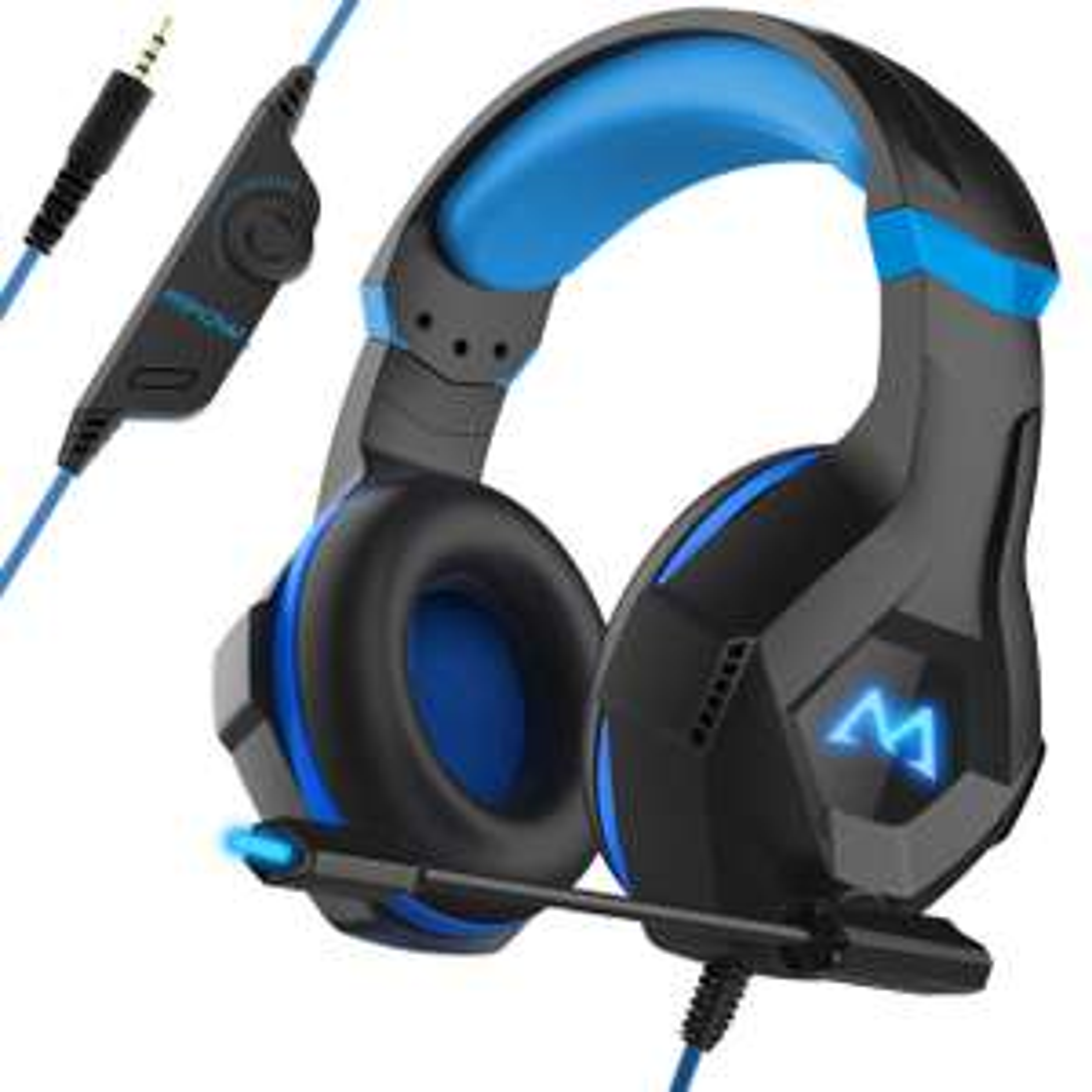 [Prime] Casque-Micro Gaming Mpow EG9 - RGB, Câble 2m avec Commandes (Vendeur tiers)