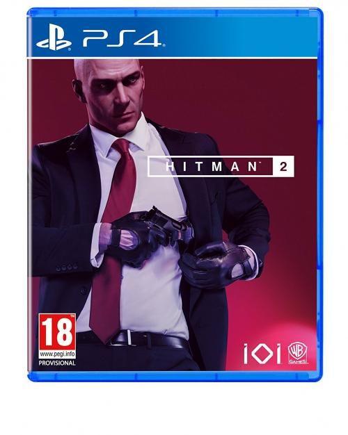 Hitman 2 sur PS4 (+ Jusqu'à 0.85€ en SuperPoints)