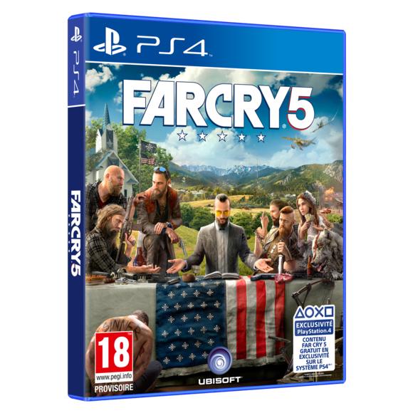 Far Cry 5 sur PS4