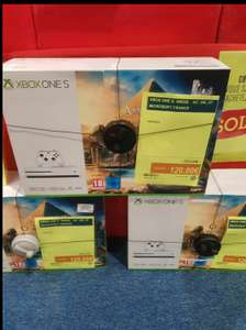 Console Xbox One S 500 Go + Assassin's Creed Origins - Tours (37)