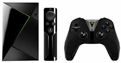 Nvidia SHIELD TV + Manette + Télécommande (frais de port inclus)