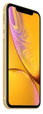 """Smartphone 6.1"""" Apple iPhone XR 128 Go jaune + 150€ en Superpoint"""