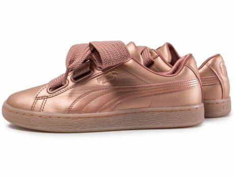 Chaussures femme Puma Heart Copper - Taille et coloris au choix