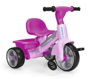 Tricycle Feber Trike Baby Plus Musique - Rose