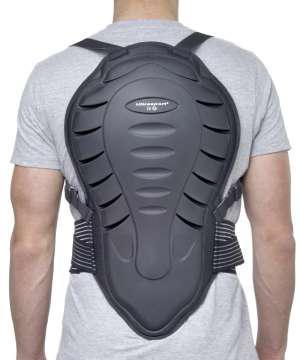 Protection dos 2 en 1 Ultrasport Ski et vélo (taille L)