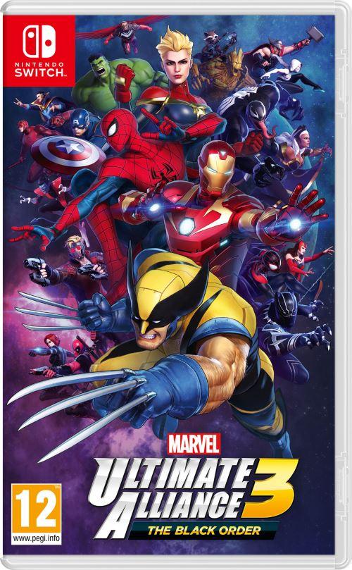 [Adhérents] Marvel Ultimate Alliance 3 The Black Order sur Nintendo Switch + 10€ sur la carte