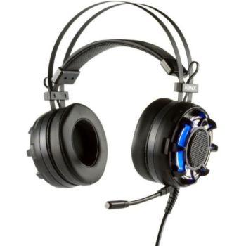 Casque audio filaire pour PS4 Konix Mythics PS-U800 Pro Gaming - son 7.1 Surround, USB, avec micro
