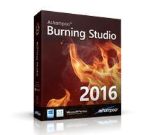Logiciel Ashampoo Burning Studio 2016 gratuit sur PC
