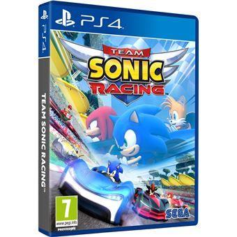 Jeu Team sonic racing sur PS4