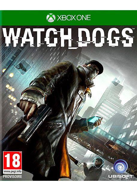 Jeu Watch Dogs sur Xbox One