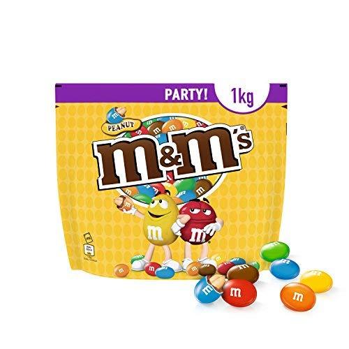 Paquet de M&M's Peanut - 1Kg