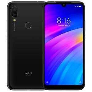 """Smartphone 6.26"""" Xiaomi Redmi 7 - 32 Go, Noir (vendeur tiers, 125.99€ via offre spéciale)"""