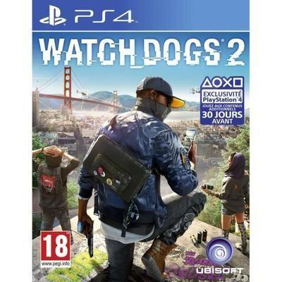 Watch Dogs 2 sur PS4 (Vendeur Tiers)