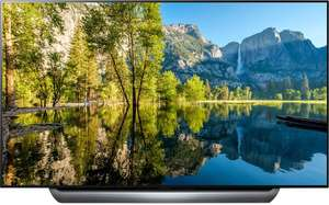 "TV OLED 55"" LG OLED55C8 - UHD 4K, HDR, Smart TV (Frontaliers Suisse)"
