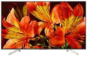 "TV LED 49"" Sony KD-49XF8599 - UHD 4K, HDR, 100HZ, Android TV (Krefel - Frontaliers Belge)"