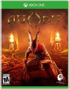 Agony sur Xbox One (via application)